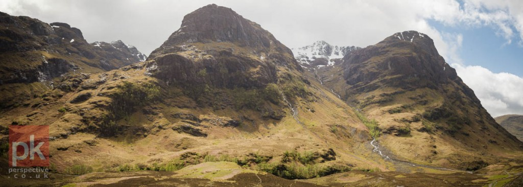 The hills of Glen Coe