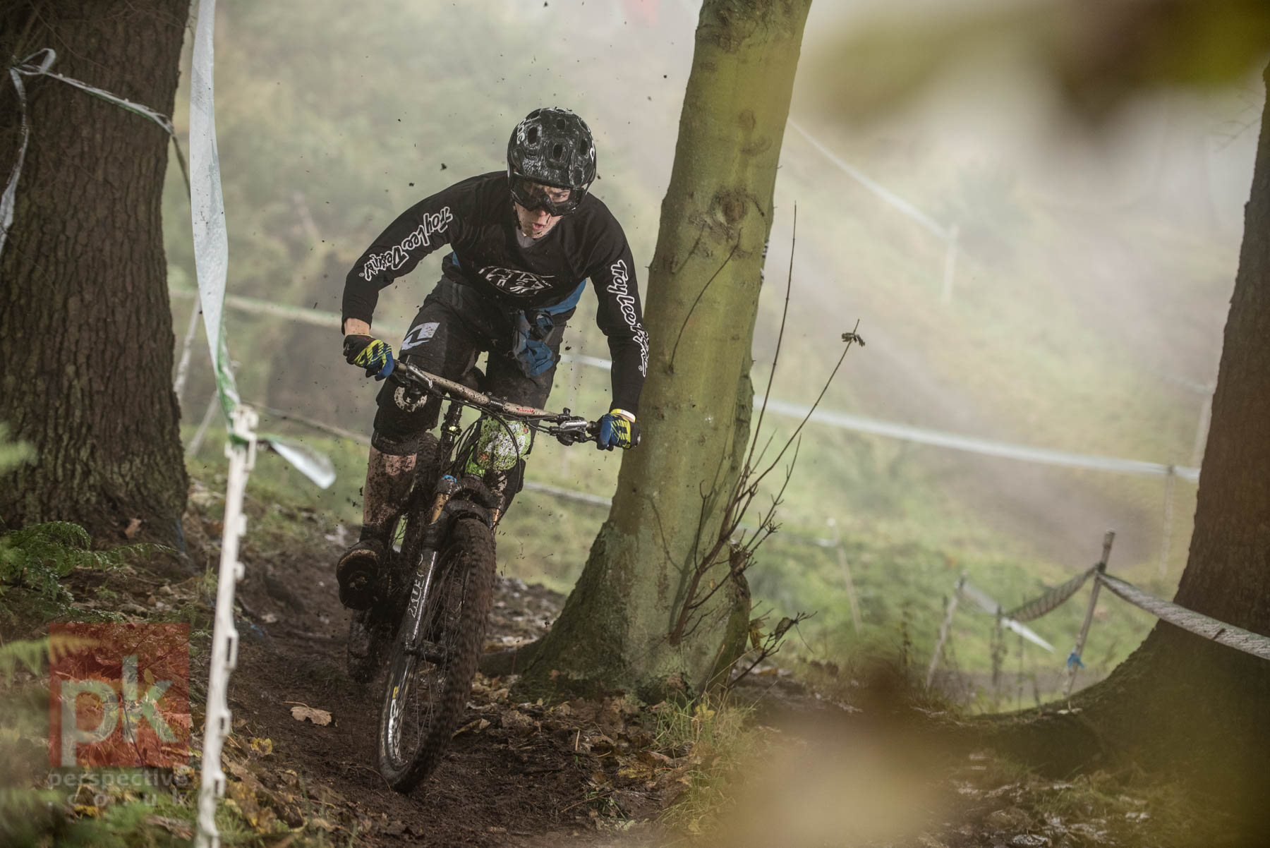 The Fair City Enduro in Perth proved a challenging shoot with fog creating a new level of atmosphere.