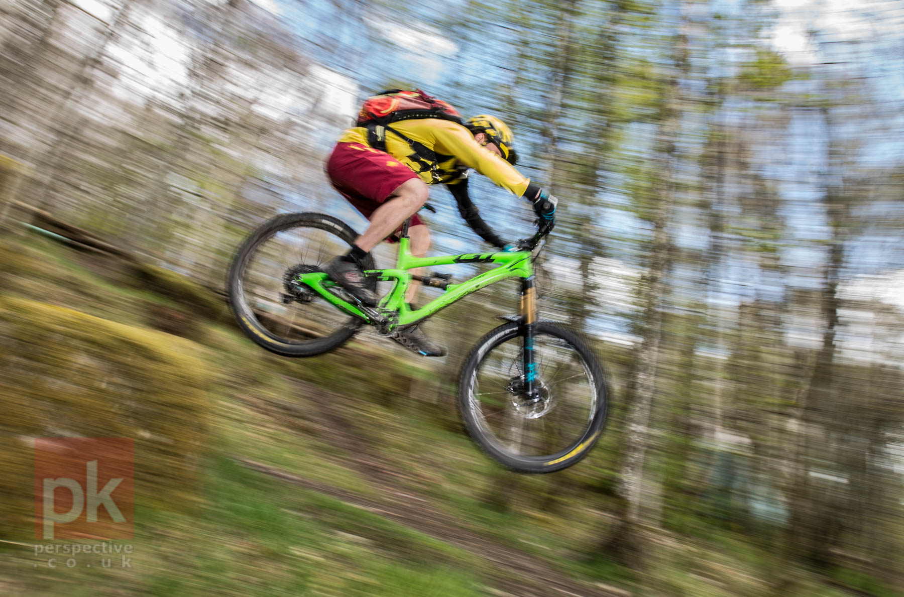 I was delighted to be asked to shoot at a press day for the Cream of the Croft mountain bike event.