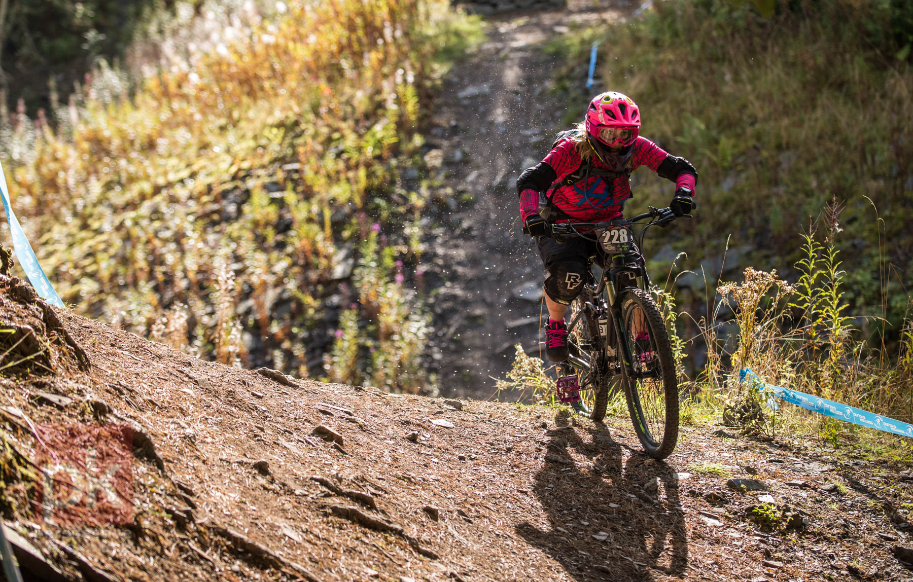 The Forfar Funduro is another top-notch Muckmedden event and tested the riders well.