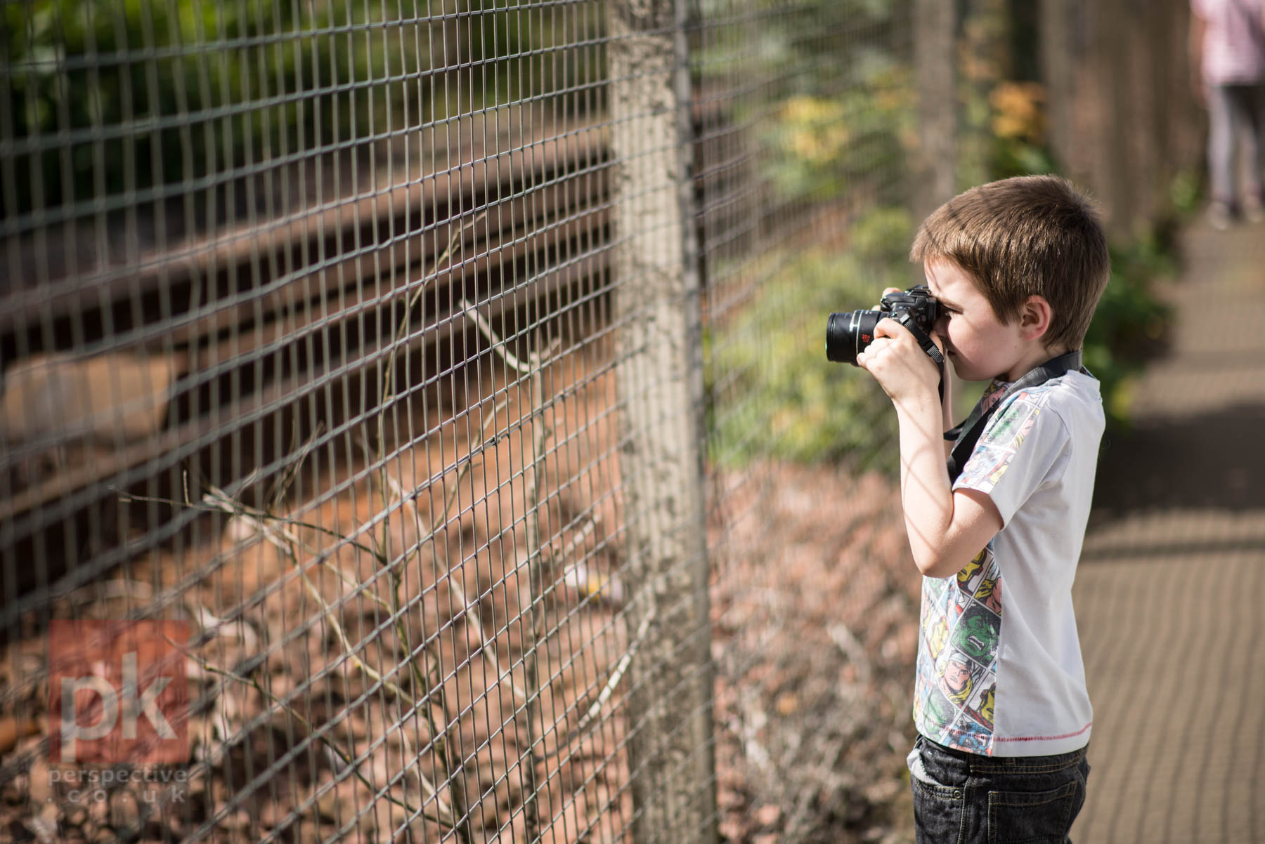 My son picked up a camera for the first time this year and was absolutely loving it. We're about to go for his Beavers Photography Badge too :)