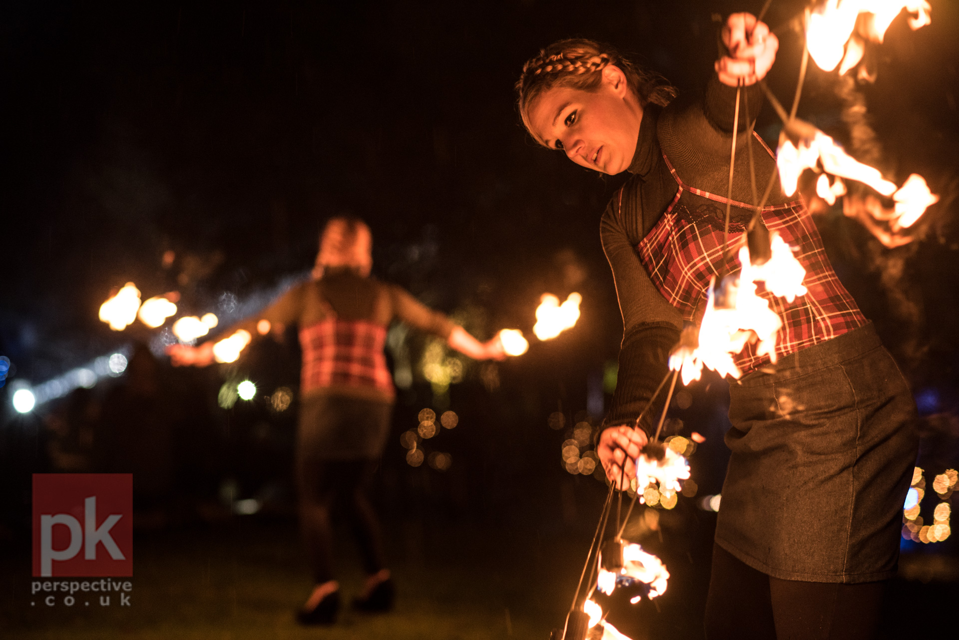 More fire act goodness in Perth, Scotland